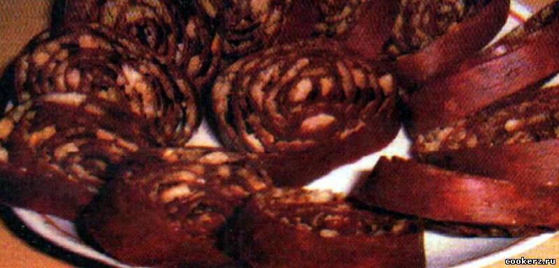Пастила с орехами рецепт с фото